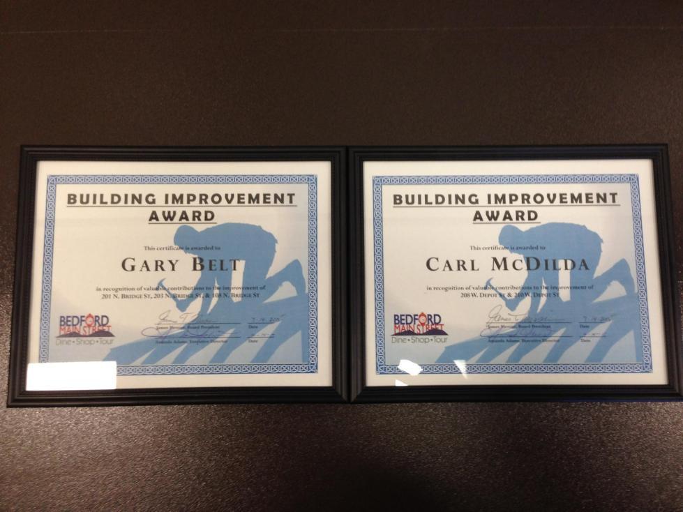 building improvements
