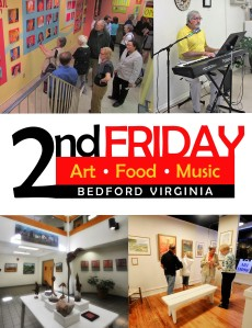 2nd Friday Collage